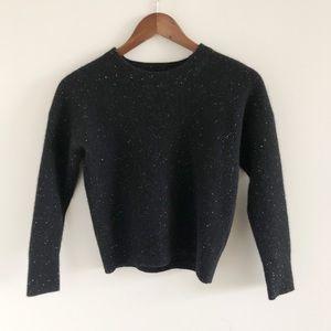 Madewell 100% Cashmere Sweatshirt Sweater XXS